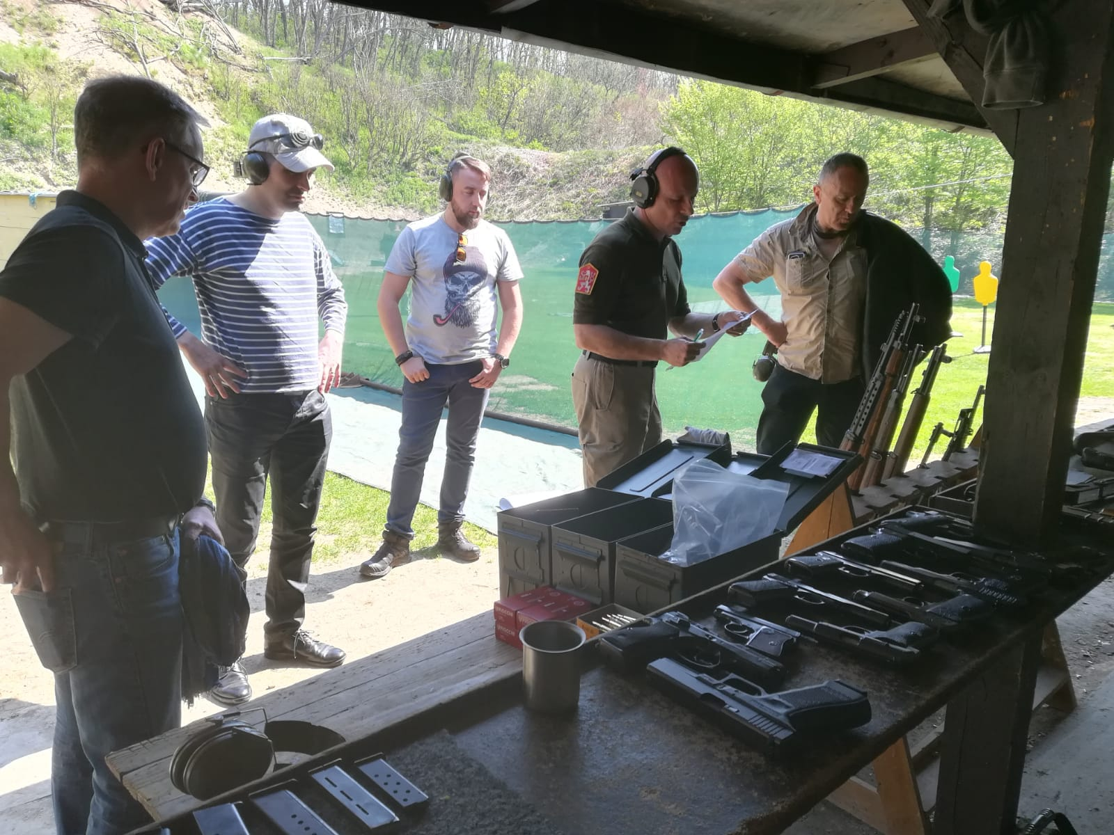 Gallery: Classic Historic Static Shooting Day – April 2018